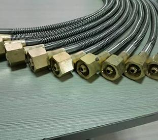 铁氟龙不锈钢蒸汽高压管